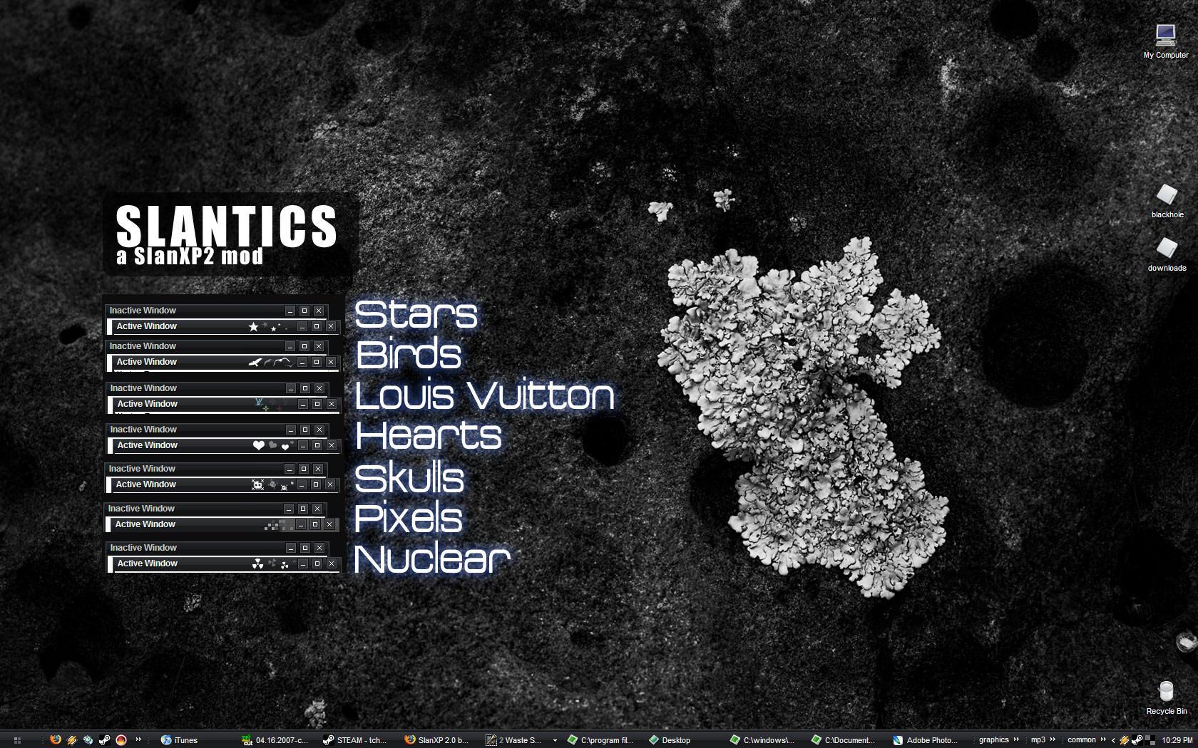 Slantics VS by tch