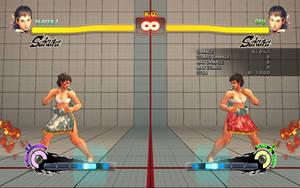 Sakura sumo girl by ohhho