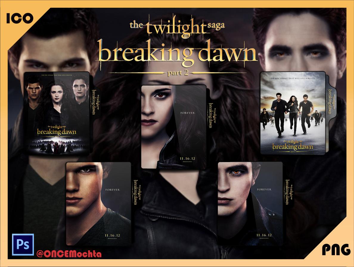 The Twilight Saga Breaking Dawn Part 2 2012 By Oncemochta On Deviantart