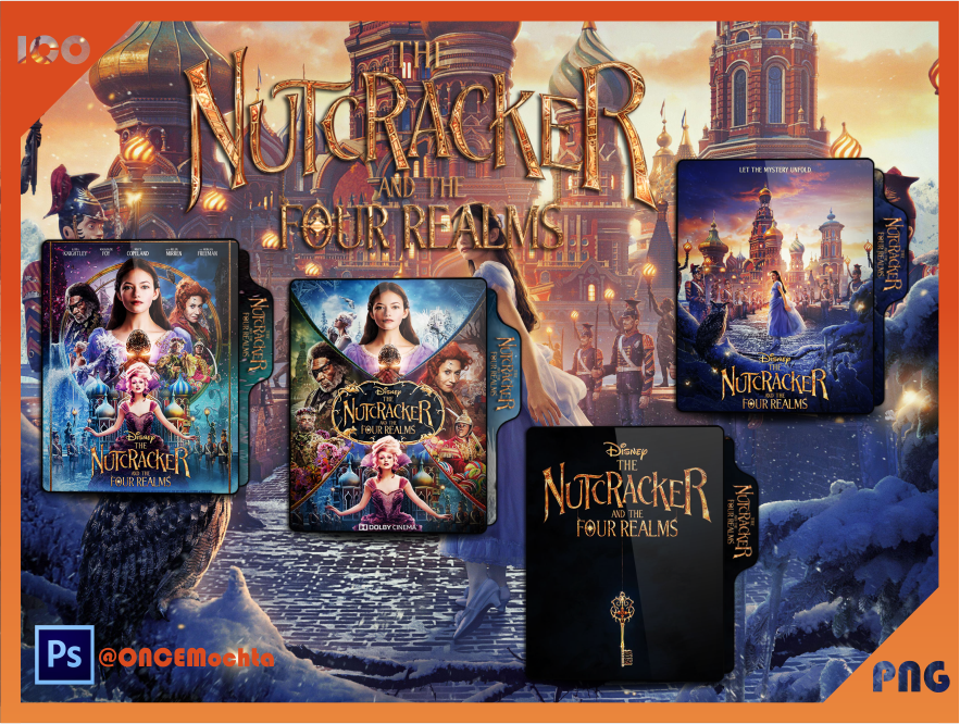 The Nutcracker And The Four Realms 2018 By Oncemochta On Deviantart
