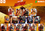 Ant-Man and the Wasp (2018) Icon Pack