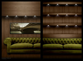 Lounge Touch for iPhone 4 HD by GrunySo