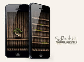 FreshTouch 2 for iPhone 5 by GrunySo