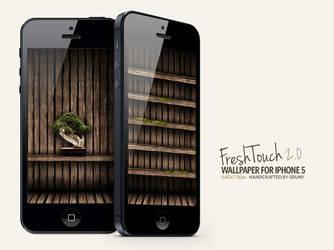 FreshTouch 2 for iPhone 5
