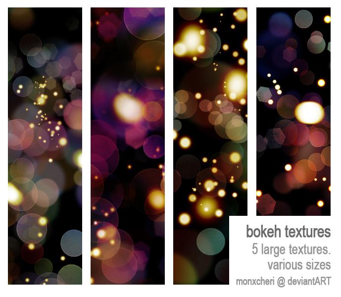 light bokeh. texture 06.