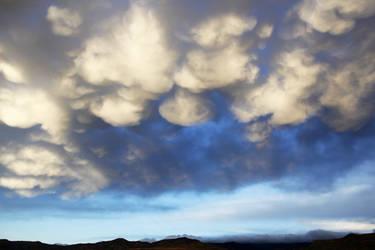 Mammatocumulus Clouds by Kickstarter