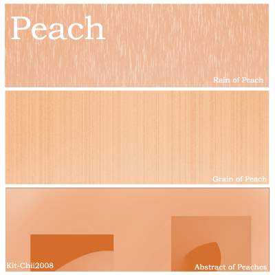 Peach by Kit-chii