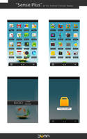 Sense Plus UI For Android by dstyler