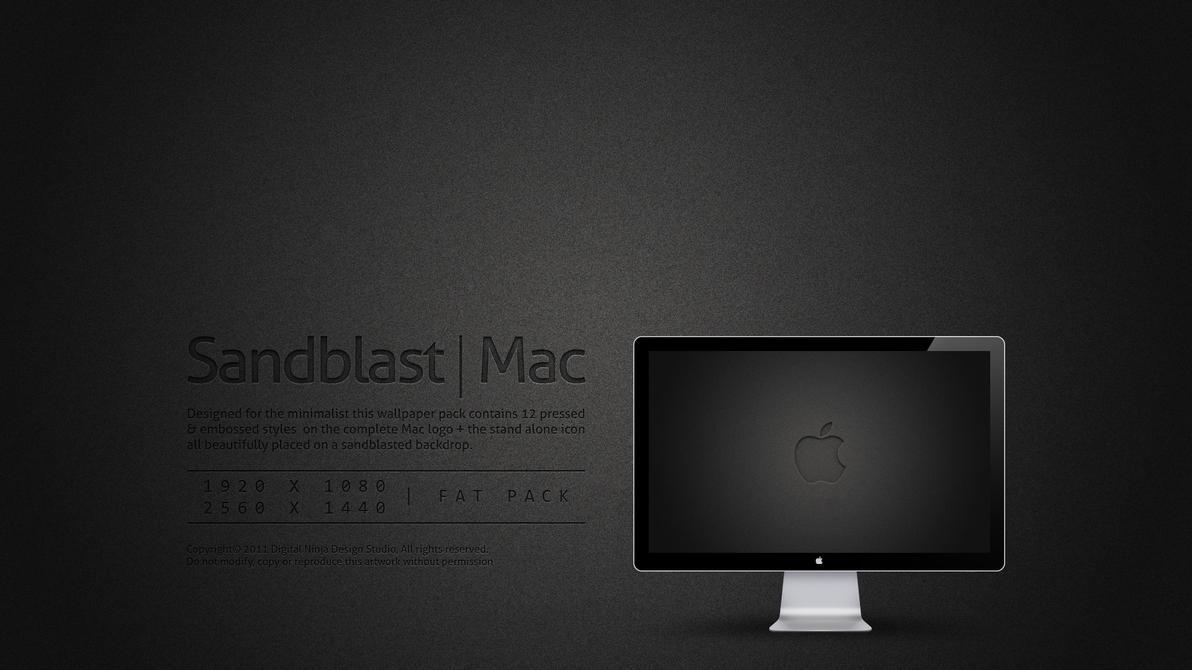 Sandblast Mac S1 by DNStudios