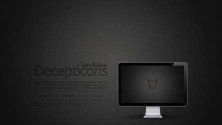 Sandblast Decepticons by DNStudios