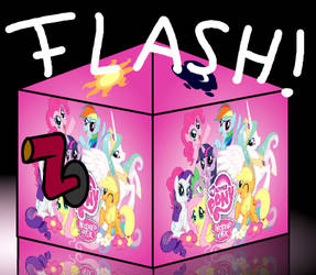 My Little Pony Music Box by M4st3rCh1ef