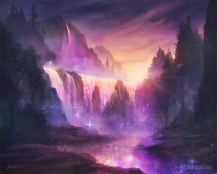 Astral Waterfall
