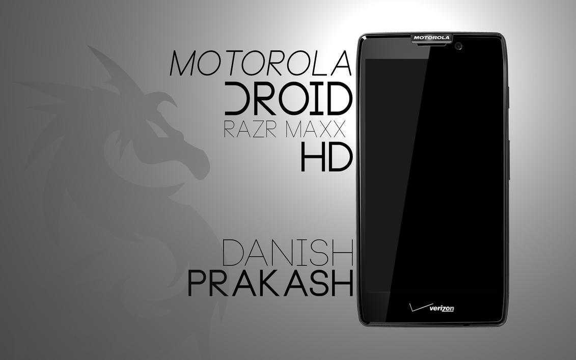 Motorola Droid Razr Maxx HD [psd] by danishprakash