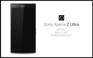 Sony Xperia Z Ultra PSD by danishprakash