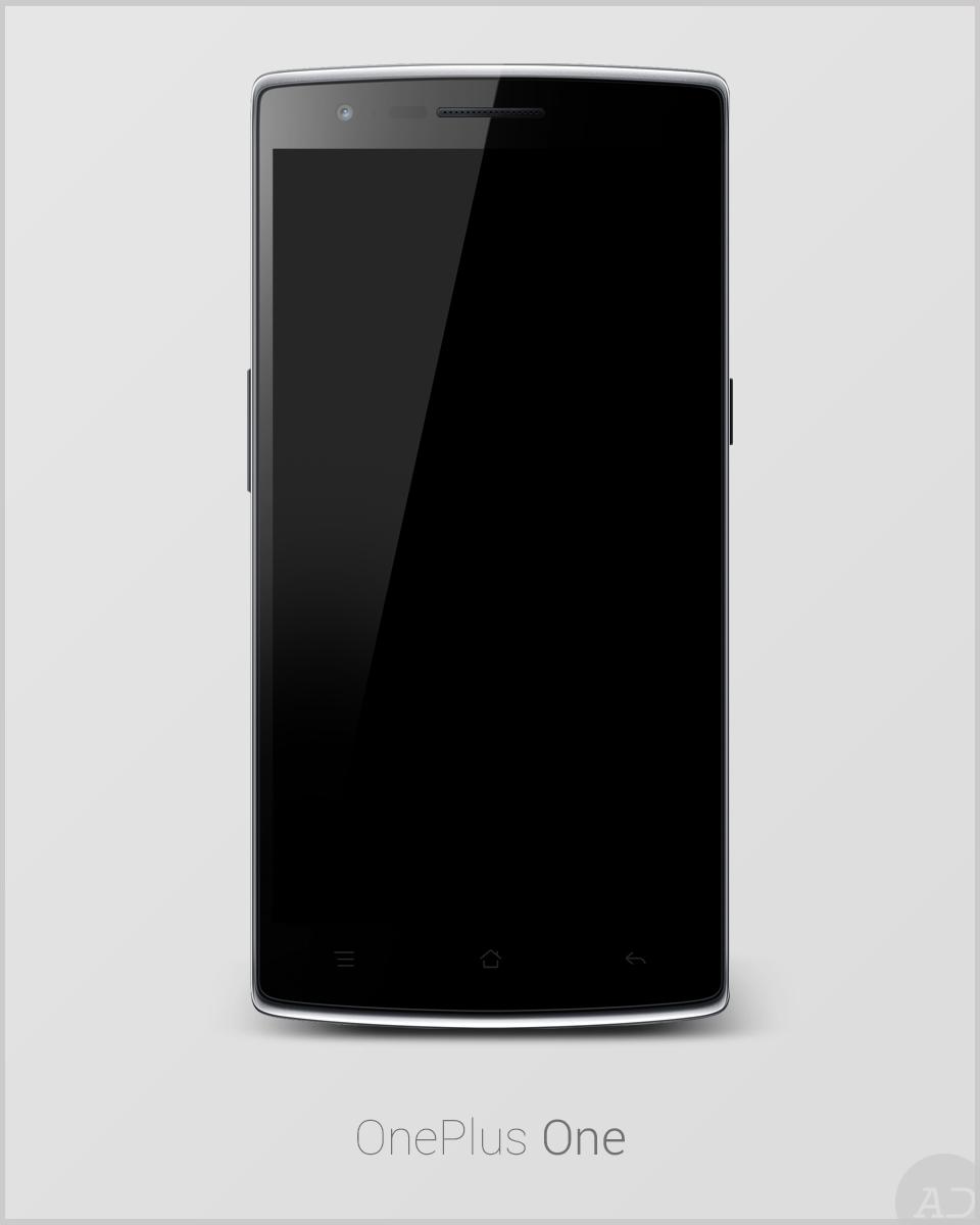OnePlus One : PSD