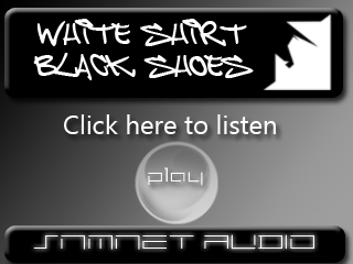 White Shirt Black Shoes by snm-net
