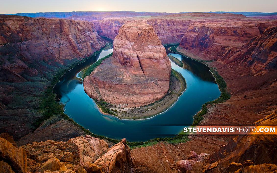 The Bend - Wallpaper Pack by StevenDavisPhoto