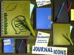 Journal Icons