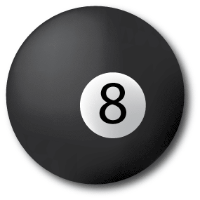 8-ball by Diskill-Stock