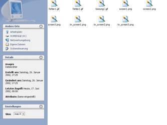 FolderXP 2 - mac X by astrapi