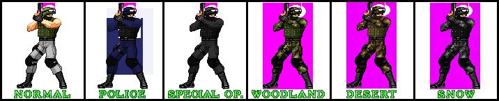 Soldier Pallets