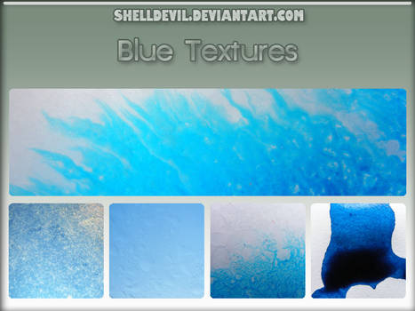 Unrestricted Texture Pack - Blue Ink