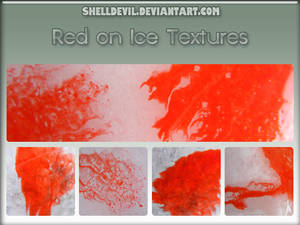 Unrestricted Texture Pack - Red Dye on Ice