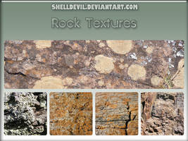 Unrestricted Texture Pack - Rocks