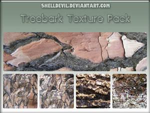 Unrestricted Texture Pack - Treebark Textures