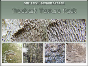 Unrestricted Texture Pack - Treebark Textures 1