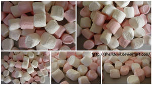 Unrestricted Texture Pack 2 - Marshmallows