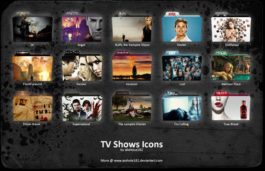 TV Shows Icons