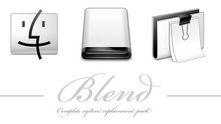 Blend Icons 'Conversion' by smarties-gfx