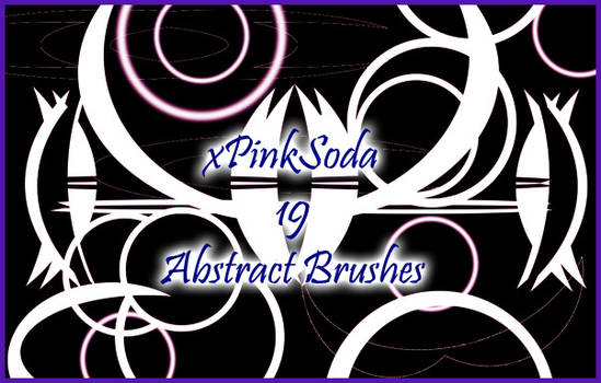 19 Abstract Brushes
