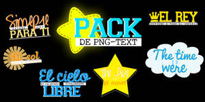 Png-text-Pack
