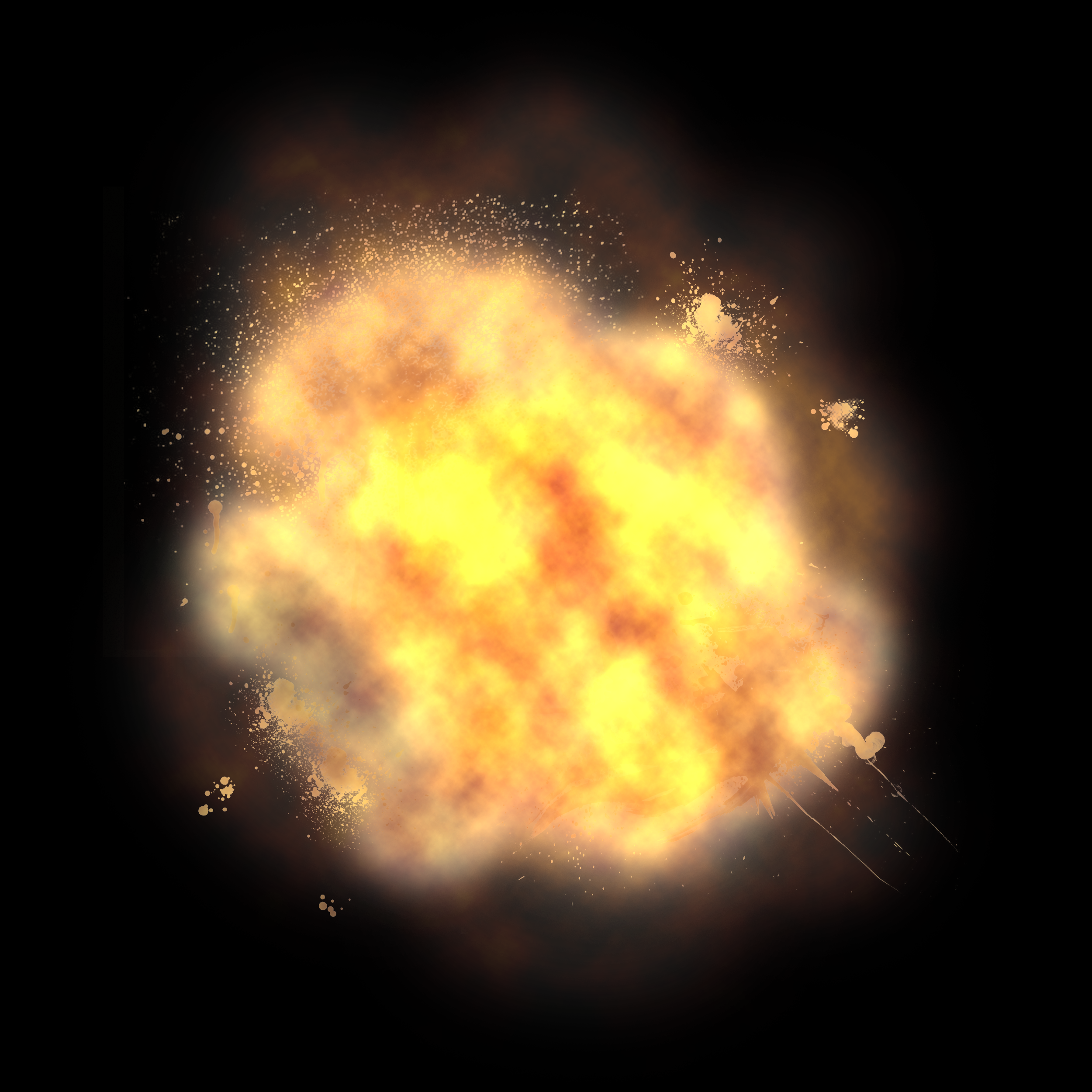 Image gallery explosion effect for Explosions after effects