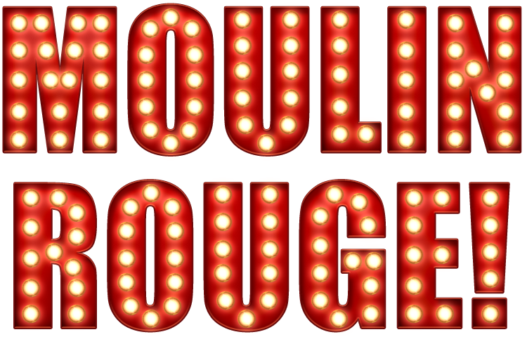 Moulin Rouge Text by JU5TPeachy on DeviantArt