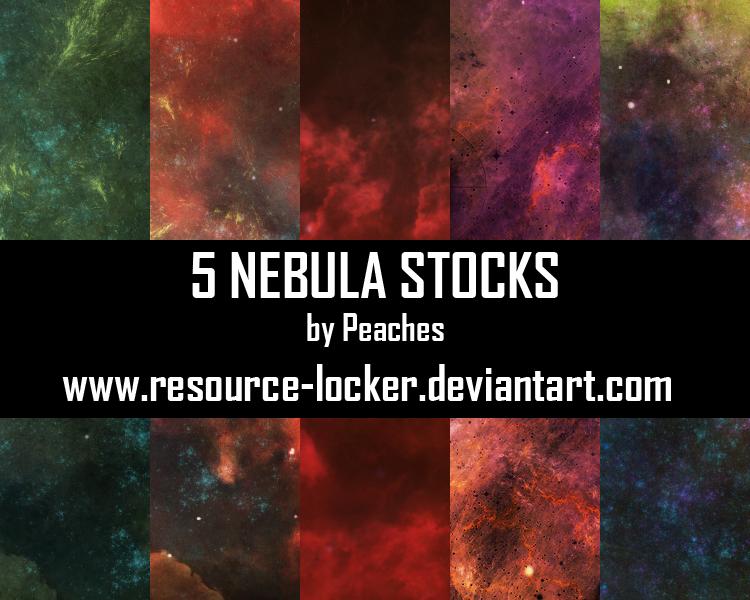 Nebula Pack 1 by JU5TPeachy