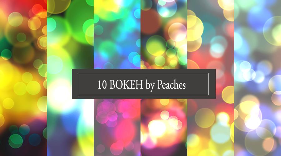 Bokeh Pack 3 by JU5TPeachy