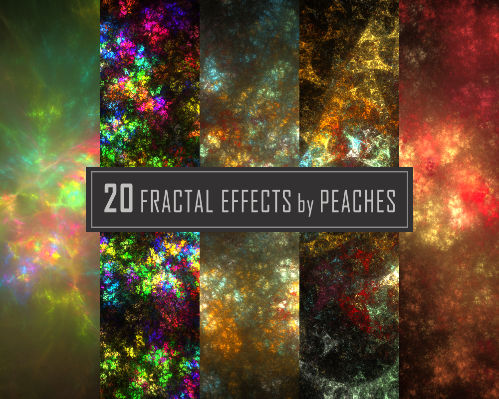 Fractal Effects by JU5TPeachy