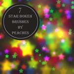 Star Bokeh Brushes