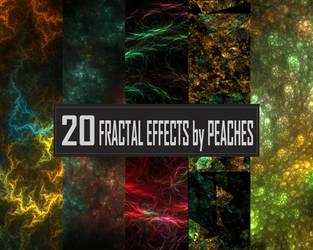 Fractal Effects 4 by JU5TPeachy