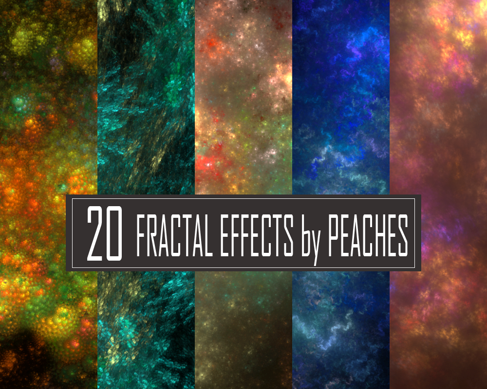 Fractal Effects 5 by JU5TPeachy