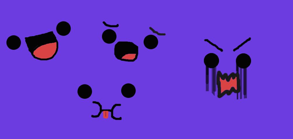 Random Faces by SirenKM