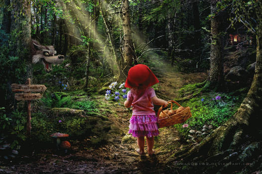Red Riding Hood Animated revised