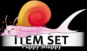 Puppy Snuppy by momma-kuku