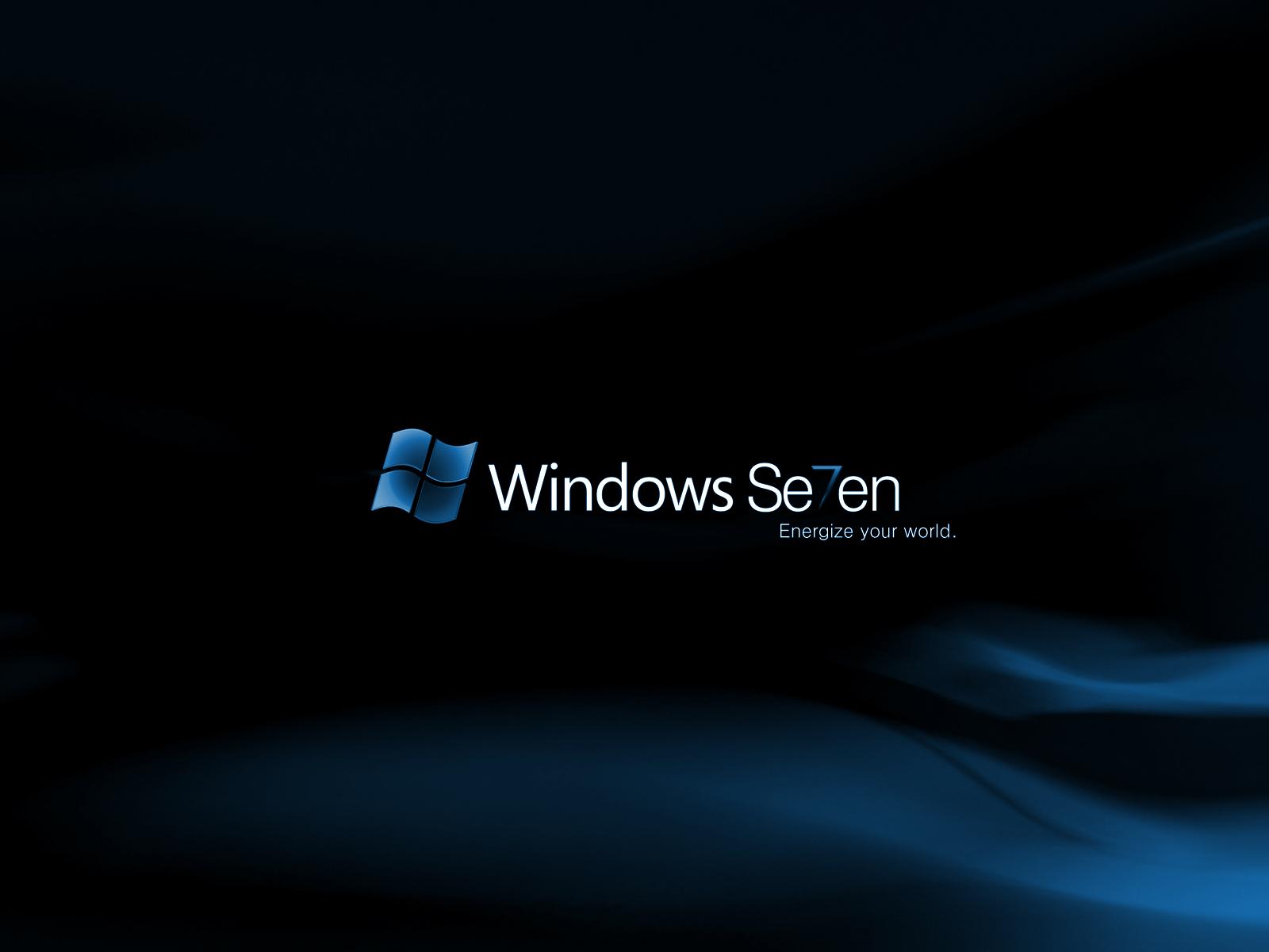 Windows Se7en Midnight
