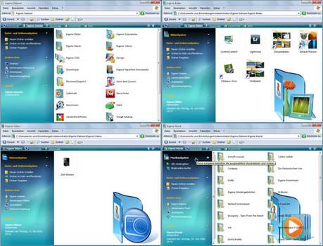 Windows Se7en M2 Shellstyle
