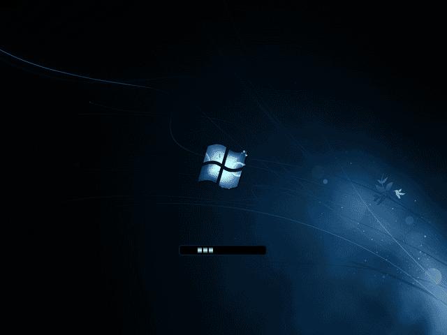 Windows 7 Ultimate Blue by yanomami