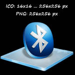Bluetooth Library Icon